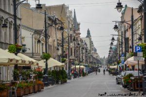 lodz piotrkowska ulica